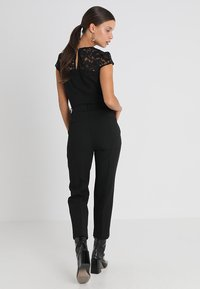 J.CREW PETITE - CAMERON SEASONLESS STRETCH - Trousers - black - 2