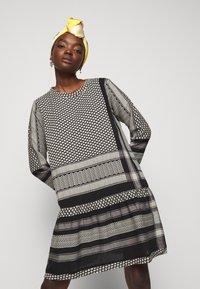 CECILIE copenhagen - DRESS - Vestito estivo - black/stone - 3