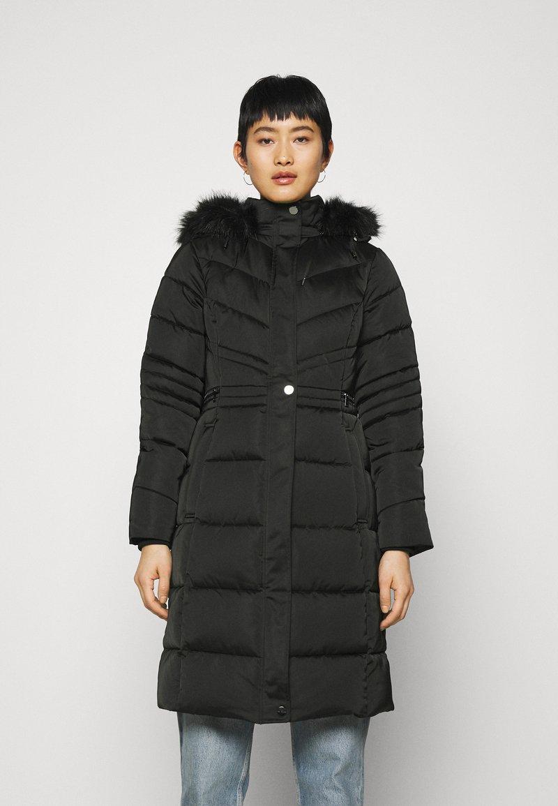 Ted Baker - SAMIRA PADDED COAT - Winter coat - black