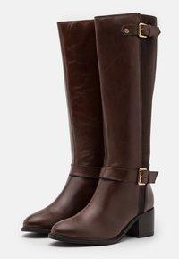 Dune London - TILDAS - Boots - brown - 2