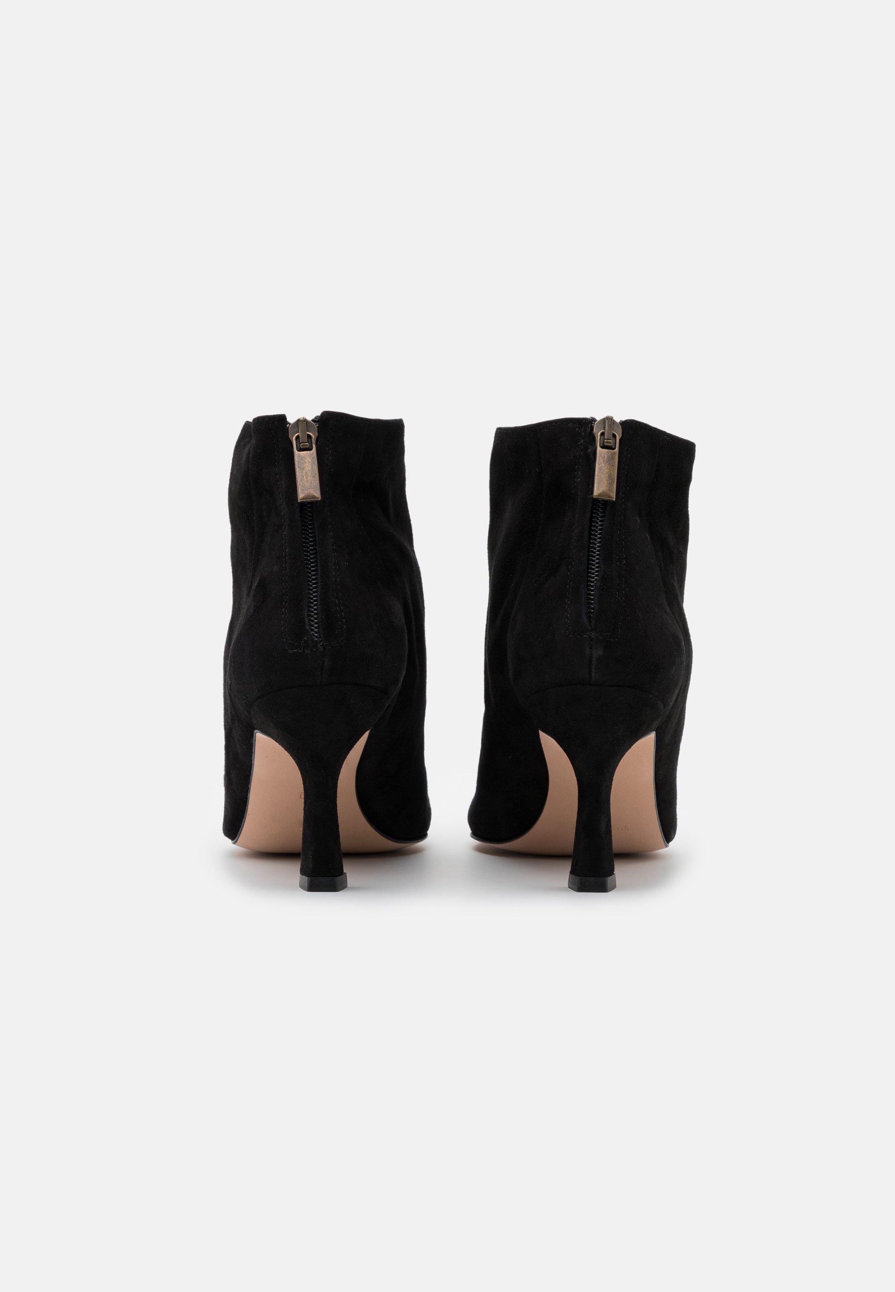 Bianca Di Boots à talons - nero - Bottines Femme Nouveau