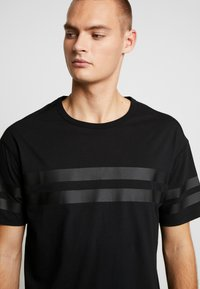Replay Sportlab - T-shirt con stampa - black - 3