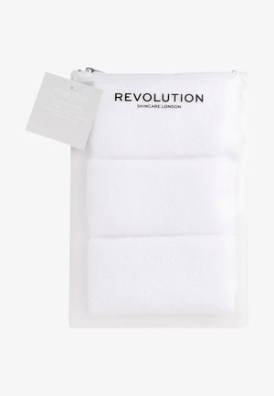 MICROFIBRE FACE CLOTHS 3 PACK  - Accessori skincare - -