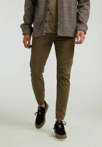 RESA.L LOYAL - Slim fit jeans - brown