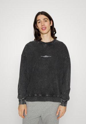 OVERSIZED ACID  - Sweatshirt - grey