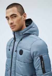 Pepe Jeans - PERCY - Zimní bunda - steel grey - 3