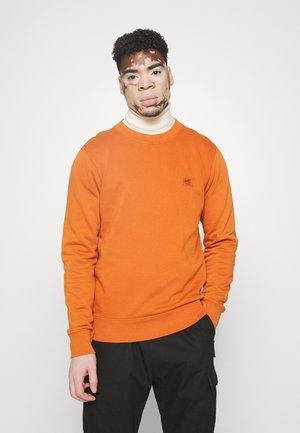 APPLIQUE - Sweatshirt - cinnamon stick orange