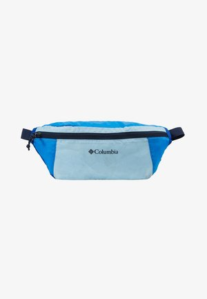 LIGHTWEIGHT PACKABLE HIP PACK - Ledvinka - sky blue azure blue