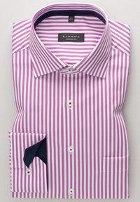 Eterna - COMFORT FIT - Shirt - pink/weiss - 5