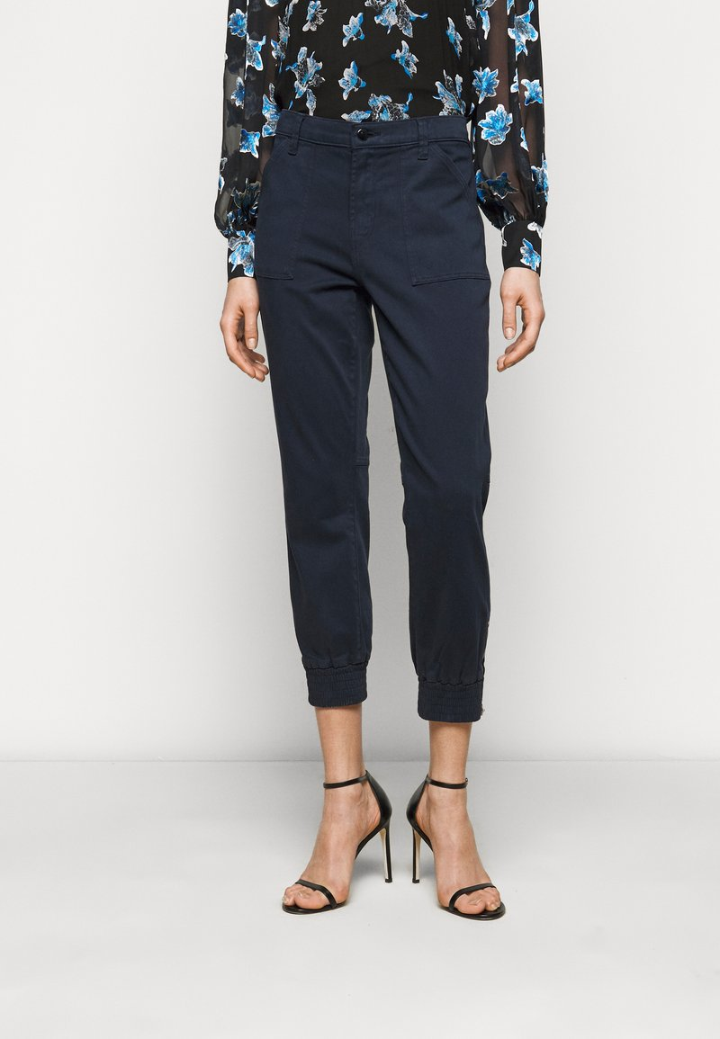 J Brand - ARKIN ZIP ANKLE  - Trousers - night out
