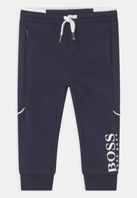 BOSS Kidswear - Kalhoty - navy - 0
