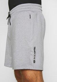 4F - Men's training shorts - Sports shorts - grey - 4