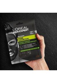 L'Oréal Men Expert - HYDRA ENERGY & PURE CHARCOAL FACE MASK SET - Skincare set - - - 3