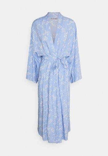 Peignoir - blue denim