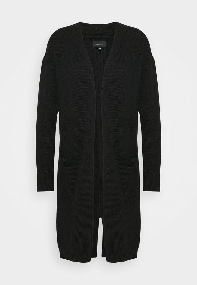 COATIGAN - Vest - black