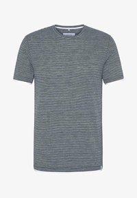 Cinque - Print T-shirt - black - 0