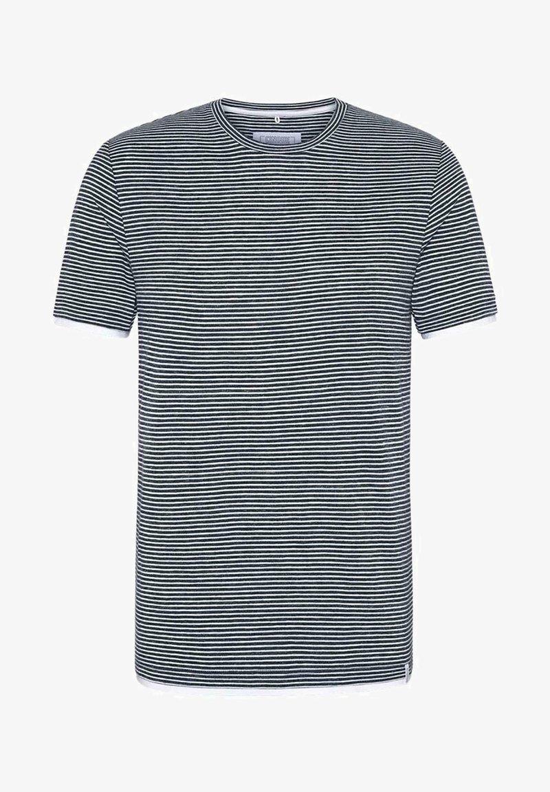 Cinque - Print T-shirt - black
