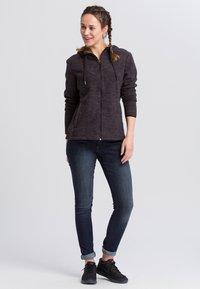 Erima - Zip-up hoodie - black - 1