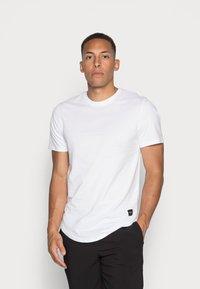 Only & Sons - ONSMATT  5 PACK - T-shirt - bas - black/white/blue - 1