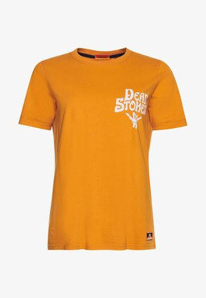 CALI SURF  - Print T-shirt - desert orange