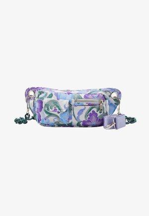 BRILLAY GARDEN - Taška spříčným popruhem - light purple