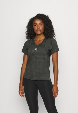AIR - T-shirt med print - black