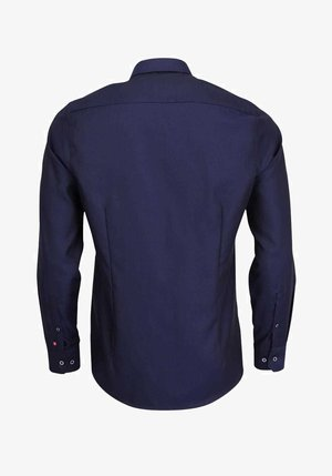 SLIM FIT  - Shirt - dunkelblau