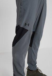 Under Armour - VANISH  - Teplákové kalhoty - pitch gray - 4