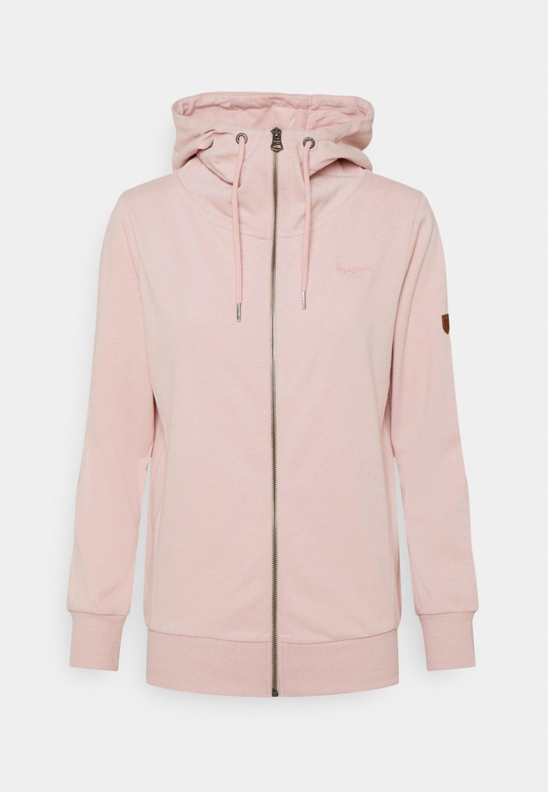 Women ANNE - Zip-up sweatshirt