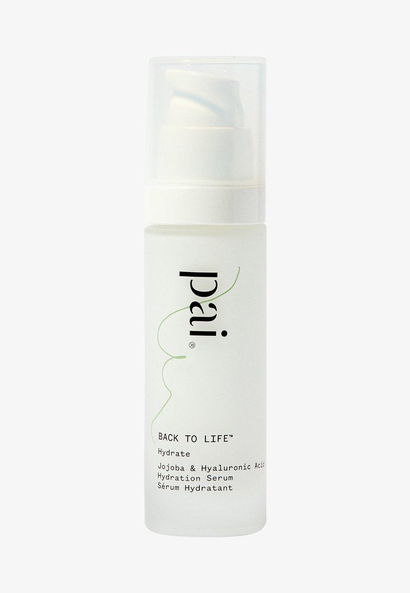 Pai Skincare - BACK TO LIFE - Serum - -