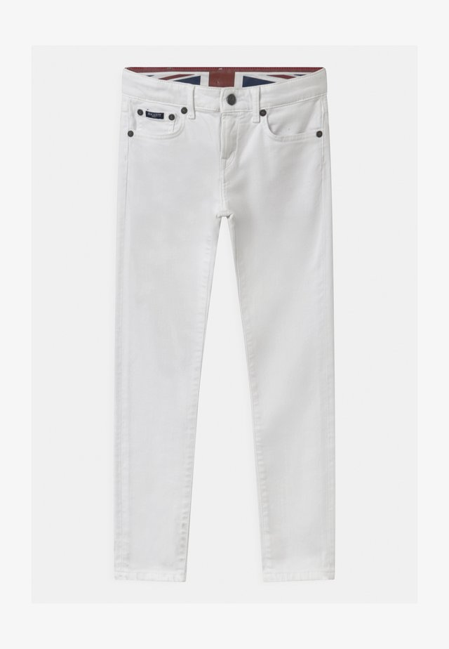 5 POCKET - Jeans Skinny Fit - white
