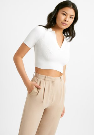 Basic T-shirt - ba off white
