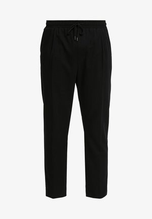 THRILLER  - Tracksuit bottoms - black