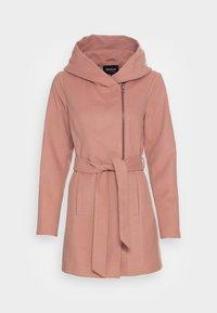 ONLCANE COAT - Classic coat - burlwood
