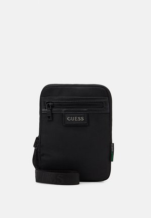MASSA CONVERTIBLE CROSSBODY - Across body bag - black
