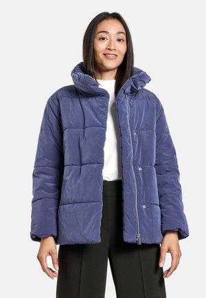 Winter jacket - dark indigo
