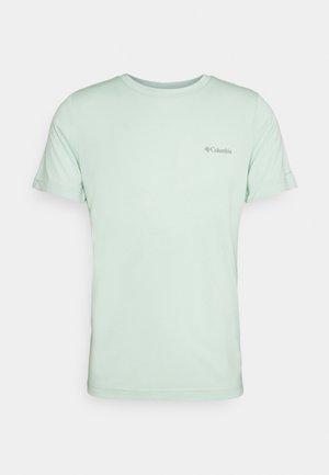 MAXTRAIL LOGO TEE - T-shirt med print - sea sprite camo fill