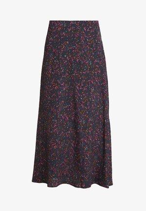 APRILIA SKIRT - Maxi sukně - pink glo
