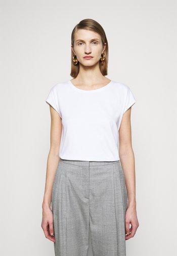 MALDIVE - Basic T-shirt - optic white