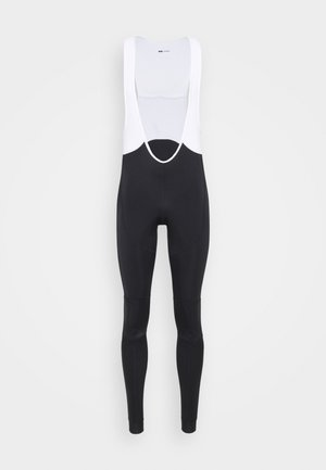 ESSENTIAL ROAD THERMAL  - Tights - uranium black