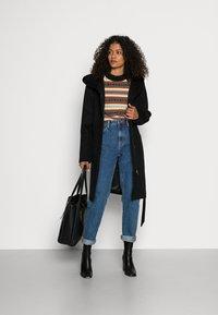 Esprit Collection - COAT - Classic coat - black - 1