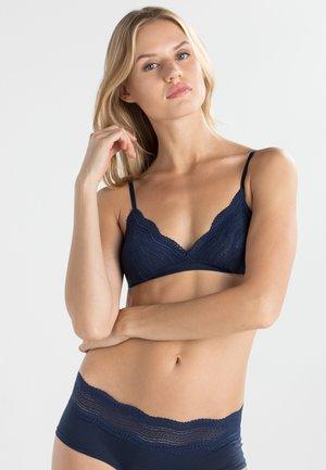 DOLCE - Triangle bra - navy