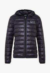 JACKET - Gewatteerde jas - black