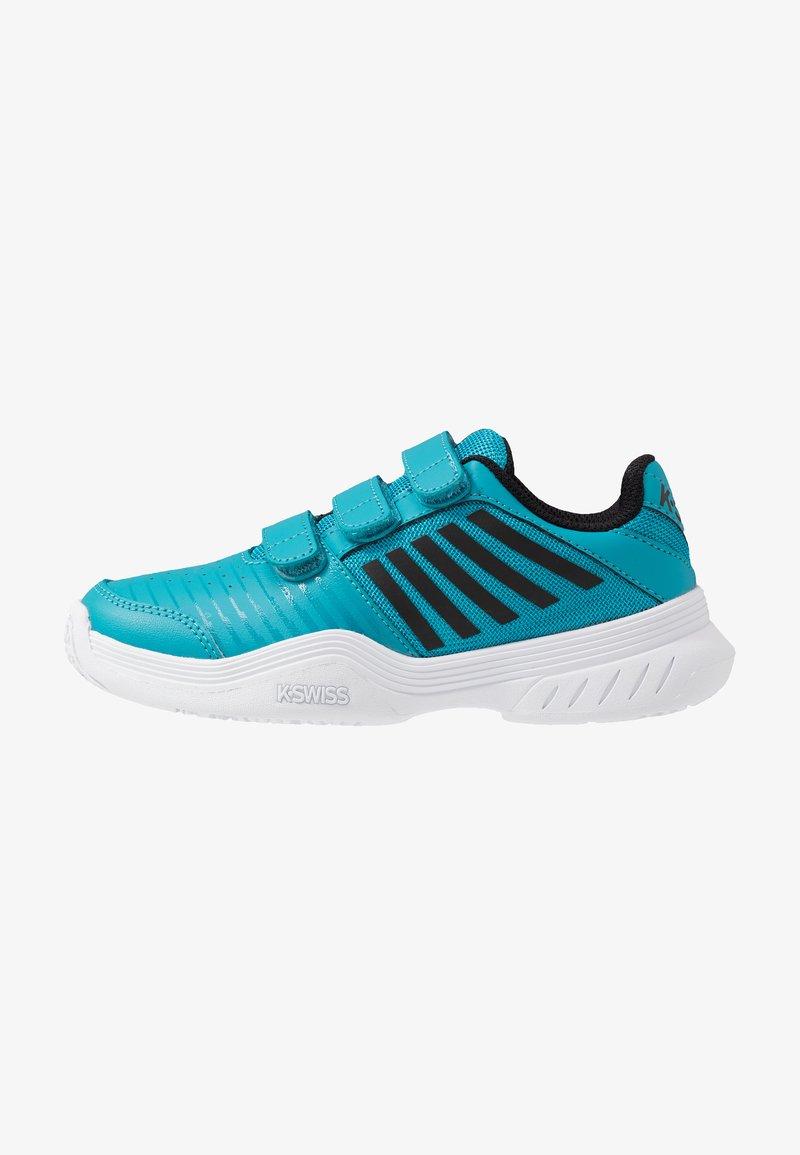K-SWISS - COURT EXPRESS STRAP OMNI - Multicourt tennis shoes - algiers blue/white