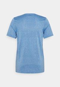 Nike Performance - T-shirts basic - coast/obsidian/black - 1