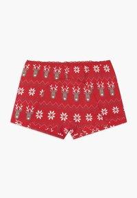 Claesen's - GIRLS 2 PACK - Pants - red - 1