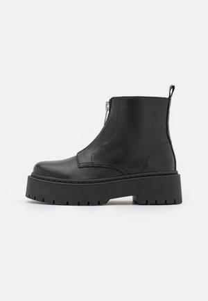 BIADEB  - Kotníková obuv - black