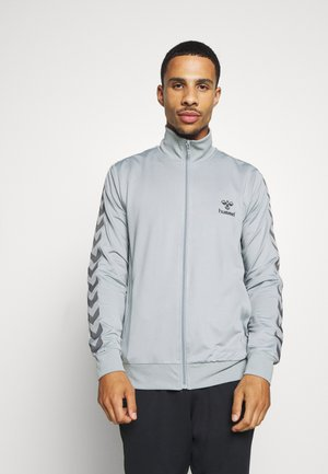 NATHAN ZIP JACKET - Training jacket - quarry