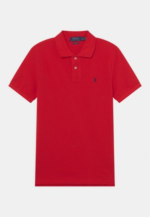 CUSTOM FIT - Polo shirt - red