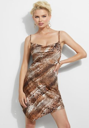Shift dress - animalier